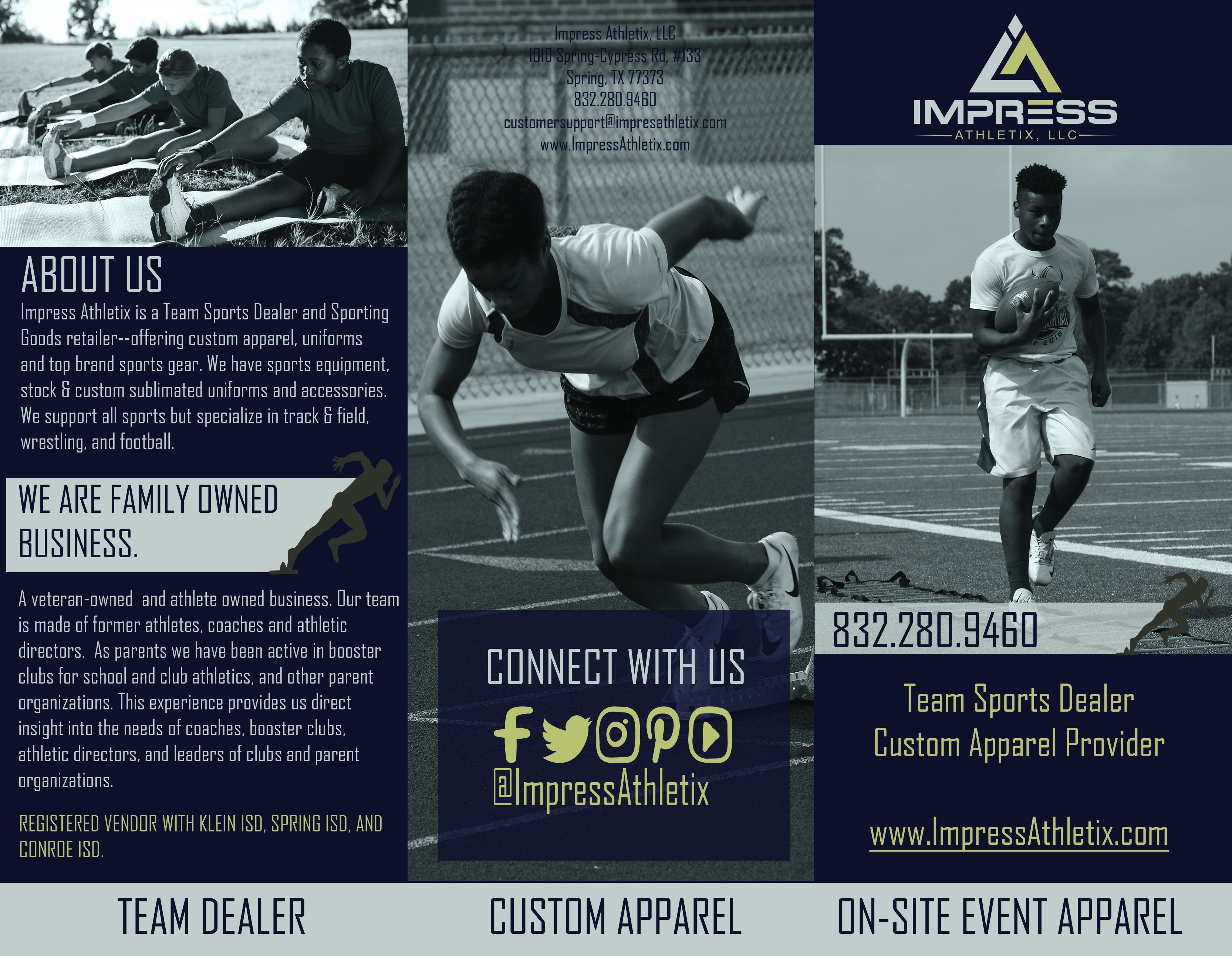 Team Sports and Custom Apparel