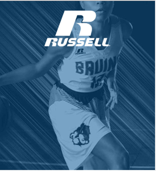 Brands We Sell | Russell Athletic Authorized Dealer The Woodlands, Texas Impress Athletix