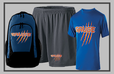 Impress Athletix offers the following decoration services--Sublimation, Embroidery, Screen-Printing, Vinyl, Bling, Twill, and Name and Number Services.