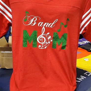 Band Mom Jersey